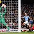 Con un gol de Agüero, el City se quedó con el clásico de Manchester