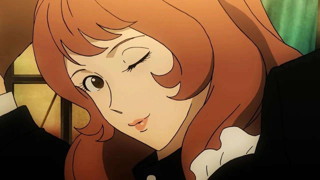 Lupin III: Part 6 revela novo vídeo promocional com Fujiko Mine