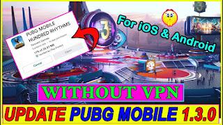 PUBG Mobile 1.3 Update: APK Download Link
