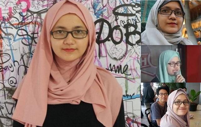 Wow ! Netizen Takut Amalia Ayuningtyas Teman Ahok Seperti Kartika Djoemadi