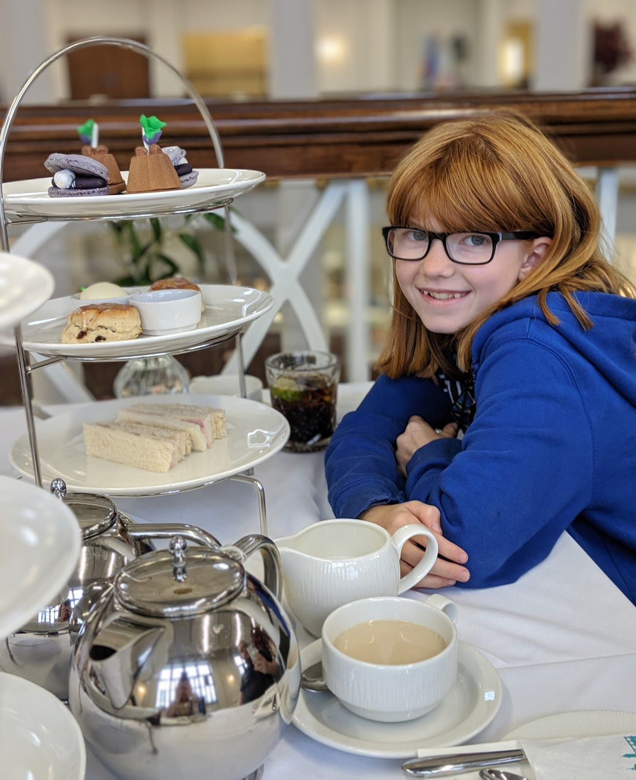 20+ Places you can book Children's Afternoon Tea in North East England - spanish city