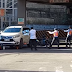 Alabang mall: Camera captures security personnel shoots SUV for alleged robbery