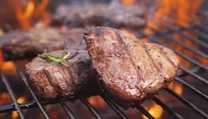 daging barbeque