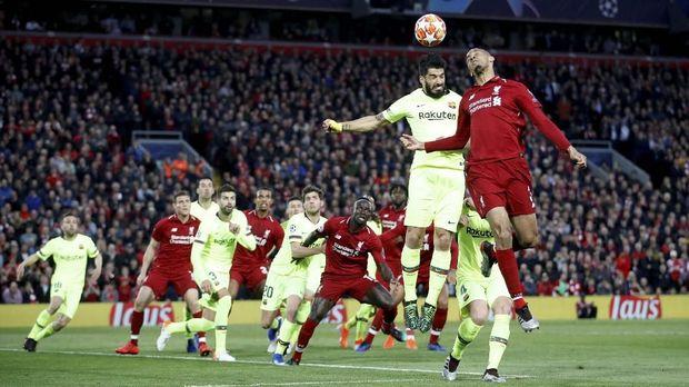 Bintang Barcelona Menangis Melihat Liverpool Melakukan Selebrasi Gol 2019