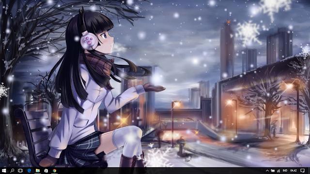 Image Result For Anime Wallpaper Engine Rar