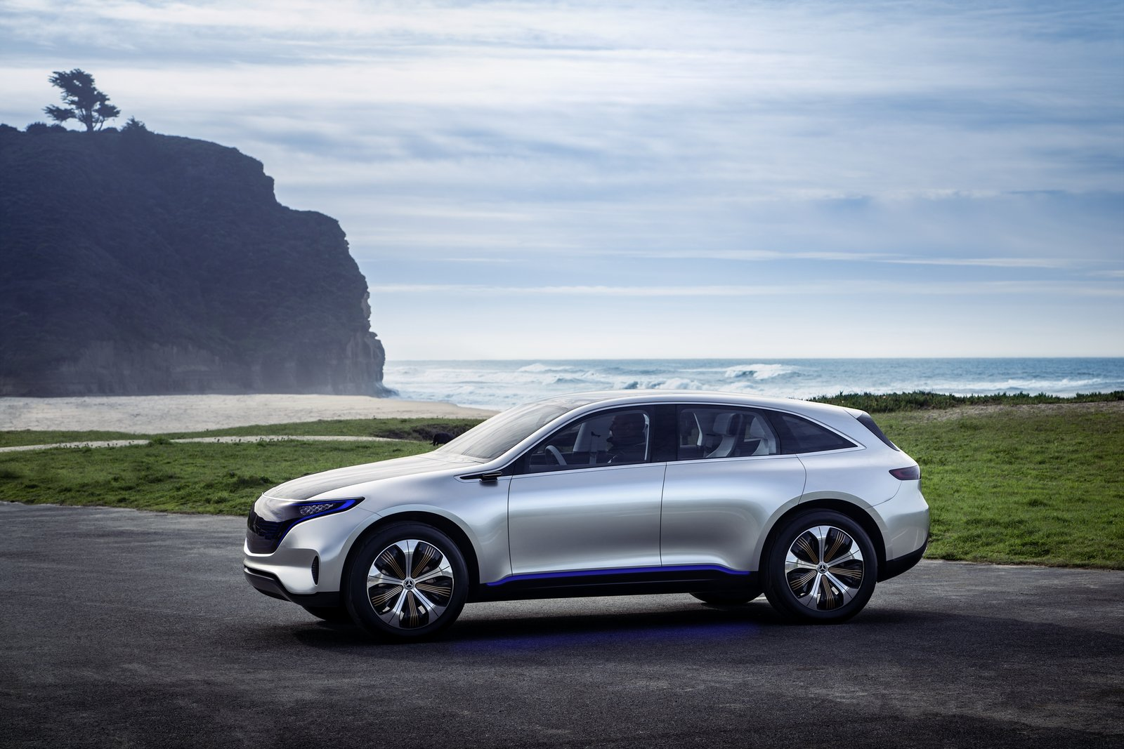 Car 2 Go >> Mercedes EQ Hatchback Concept Slated For A Frankfurt Debut