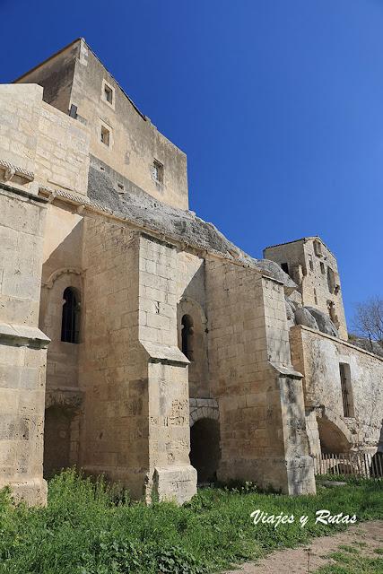 Capilla de Saint Pierre de Montmajour