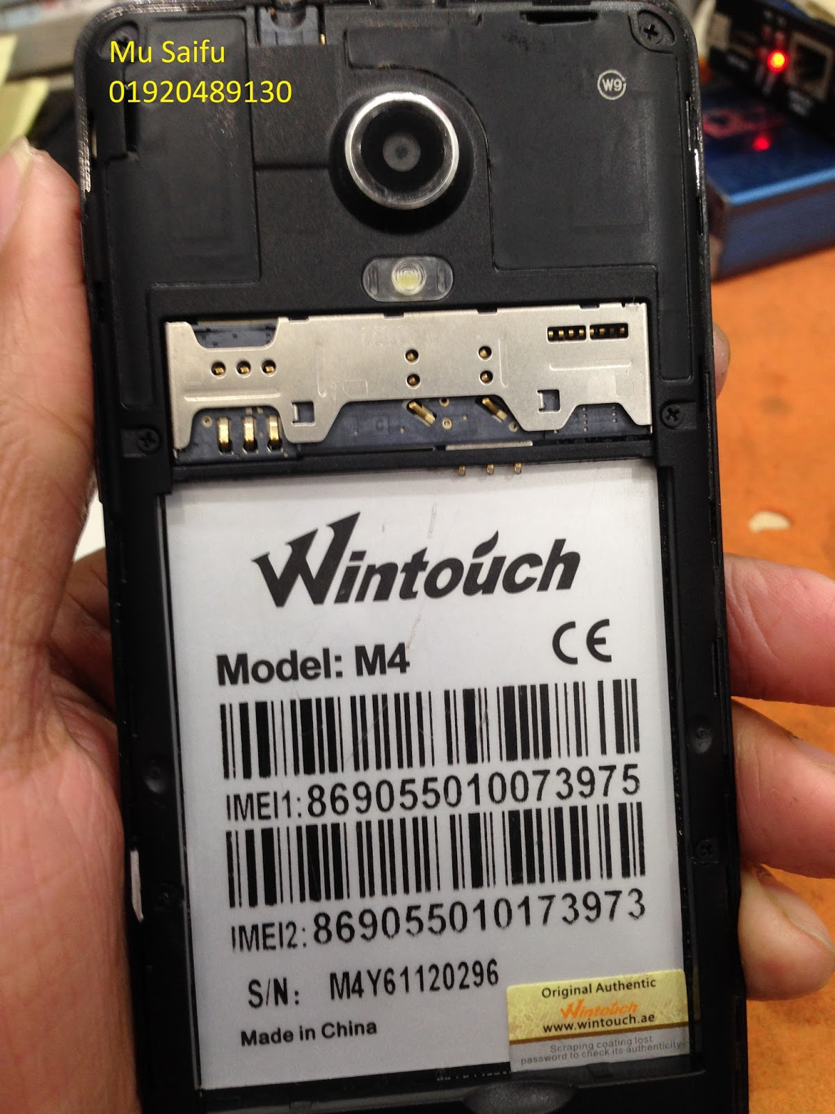 Wintouch M4 Flash File Firmware | SAMSUNG FRP LOCK & SAMSUNG
