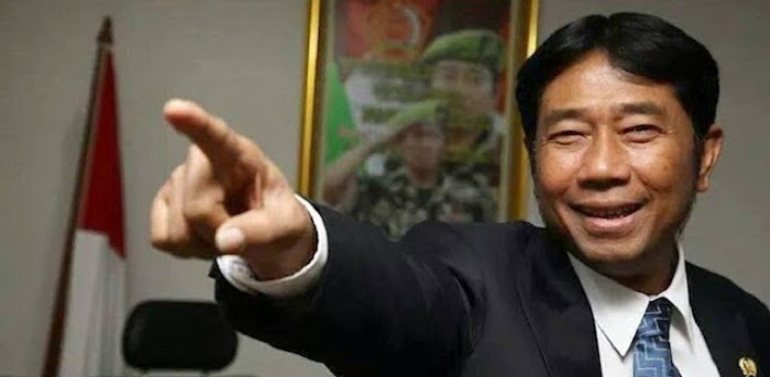 Haji Lulung: Pak Polisi Justru Mau Ikut Naikkan Elektabilitas Anies