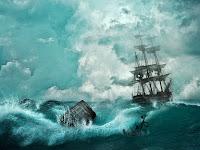 Penyebab Kapal Kontainer Tenggelam di Perairan Makassar