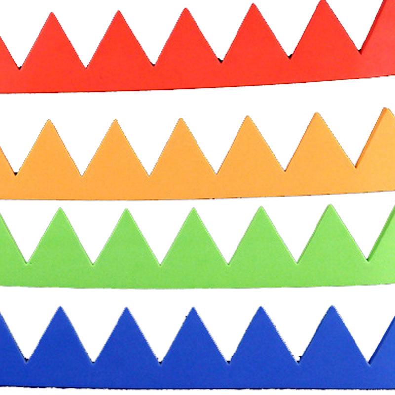 圍邊牆貼裝飾 (4款4色選) (複製)