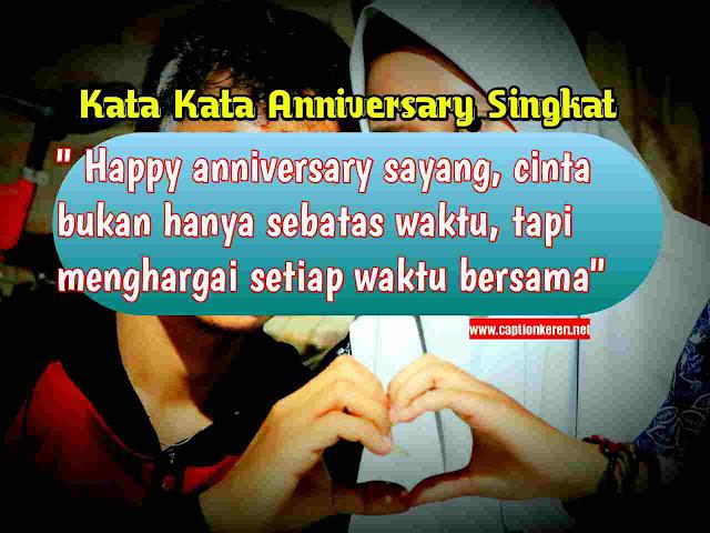 Kata Kata Anniversary Singkat Romantis Untuk Pacar