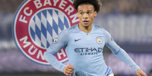 Leroy Sane takes final decision on leaving Man City for Bayern Munich