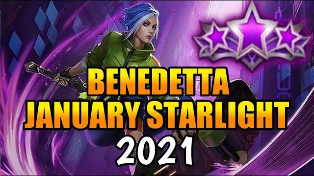Bocoran Skin Starlight Member Januari 2021 - Mobile Legends