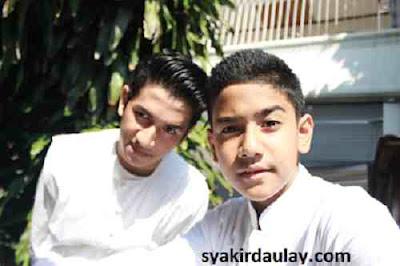 Saudara Laki-laki Syakir Daulay dan Zikri Daulay