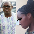 Nigerian dad reacts after daughter's school forced her to losen her braided hair