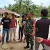 Munardi Tokoh masyarakat Tigo Nagari bantu bikin lapangan Fut sal