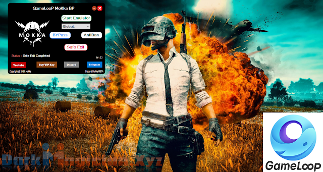 Bypass Pubg Mobile 0.19  For Gameloop