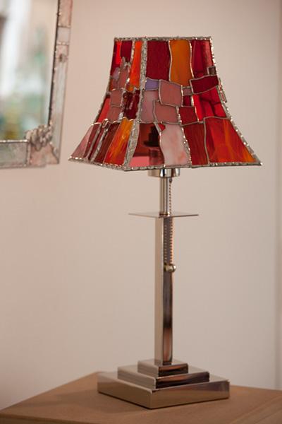 Pétales de verre - pagode