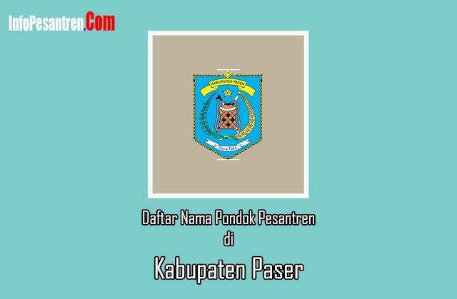 Pesantren di Kabupaten Paser