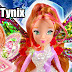 Winx Club Flora Tynix doll REVIEW (English Subtitles)