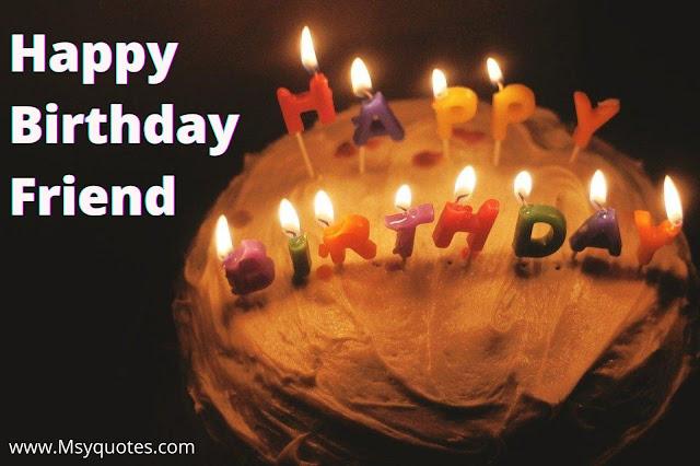 Short Funny Birthday Wishes, Hpy Baday Frnd