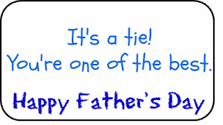 Give him a tie he will actually like this Father's Day!! | Father's Day | Printable | Tie | Gift Tag |