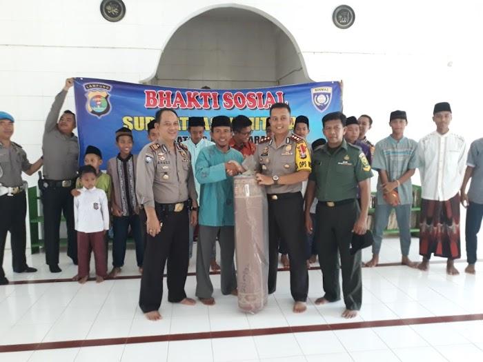 Kapolres Lampung Timur Bersilaturahmi ke Ponpes AL-IMAN Islam