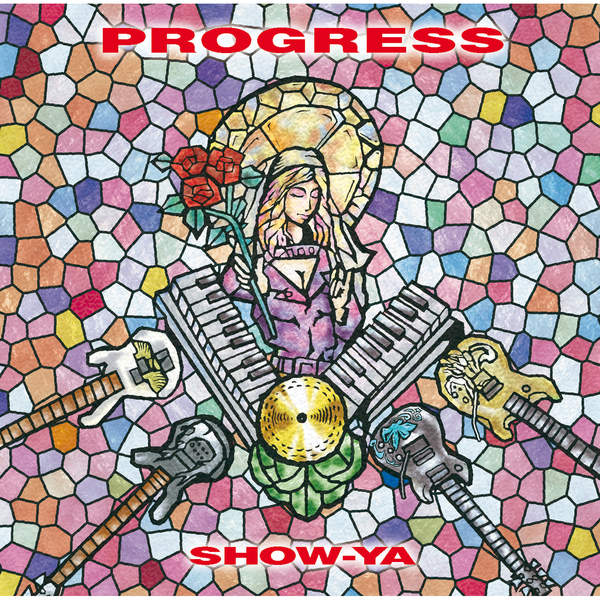 [Album] SHOW-YA – PROGRESS (2015.09.30/MP3/RAR)