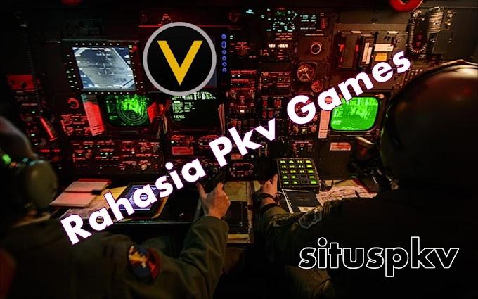 Rahasia Judi Server Pkv Games