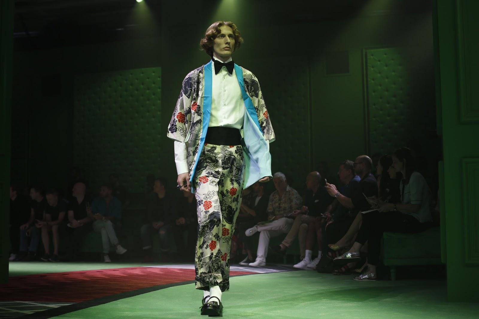 bf42cb9b69ac Gucci    Spring 2017    Menswear