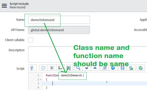 script include servicenow,script include in servicenow,servicenow script include with example