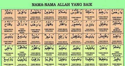 ISLAM ITU INDAH DAN RAHMAT iASMA ULi iHUSNAi