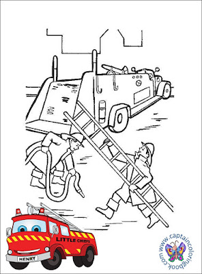 coloring page for kids