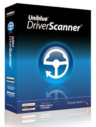 Uniblue DriverScanner 2014 4.0.13.0 + Key