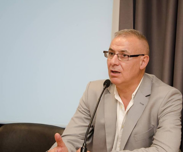 """Εκδήλωση με ομιλητή τον Δημοσθένη Δαββέτα στο Ναύπλιο: """"Ο γεωπολιτισμός ως εργαλείο για την ανάπτυξη του τόπου"""""""