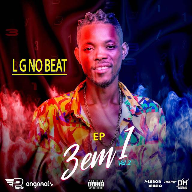 LG No Beat Feat. Dj Filas - Mbenda Na Mbenda
