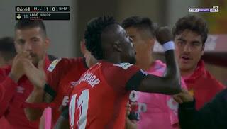 هدف فوز ريال مايوركا علي ريال مدريد (1-0) الدوري الاسباني