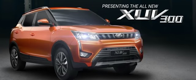 Mahindra launch XUV300 SUV in Diseal AMT varrient.
