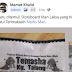 Mamat Khalid Dedah Storyboard Filem 'Man Laksa' Yang Ditemui Semula Selepas 20 Tahun