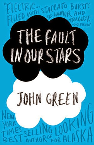 'THE FAULT IN OUR STARS,' BY JOHN GREEN. Review of the best-selling The Fault in our Stars book. All review text is © Rissi JC