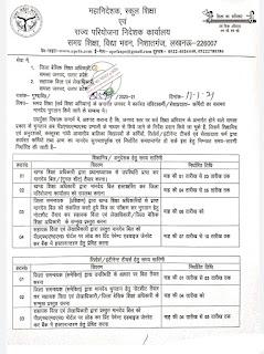 शिक्षामित्र एवं अनुदेशकों के मानदेय भुगतान की समय सारिणी हुई जारी, शिक्षामित्र अनुदेशक बड़ी खबरें shikshamitra anudeshak mandey regards news