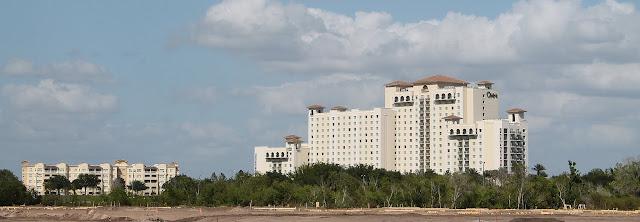 Hoteles y futuras nuevas construcciones en Four Corners