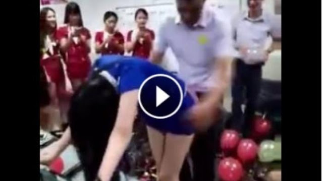 Tak Lumrah! Netizen Sebut Permainan Pecah Balon Satu Ini Pelecehan