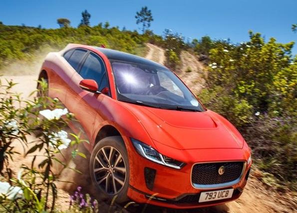 Jaguar I Pace - Mobil Terbaik di Dunia tahun 2019
