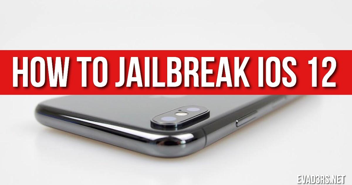 iOS 12 0 1, 12 0 2, 12 0 3 Jailbreak - Revolution Technology