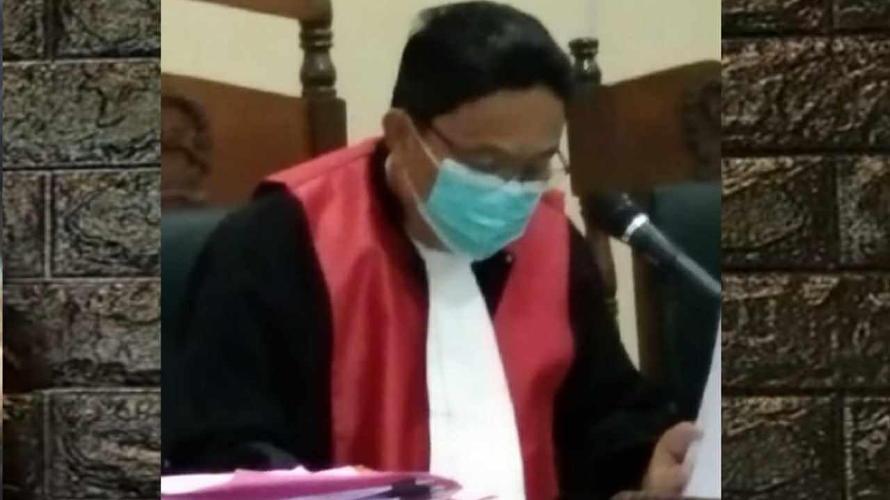 Calo PNS Kemenkumham Dituntut 7 Bulan Penjara