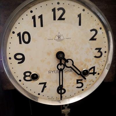 đồng hồ cổ Ryusuisha
