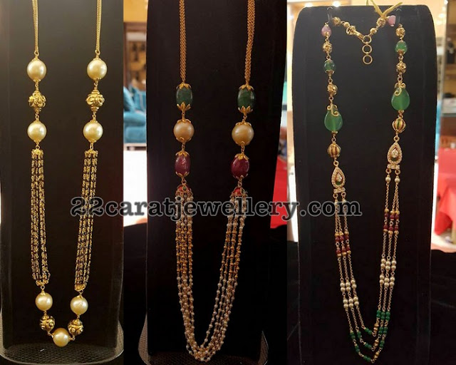 Simple Chains from Bhavani Jewellers