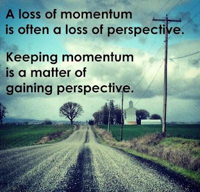 Gaining Momentum Quotes